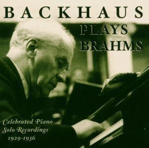 Brahms-Aufnahmen Für Hmv 1929-1936