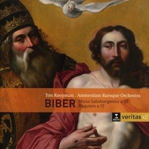 Missa Salisburgensis A 53,Requiem A 15,Vesper