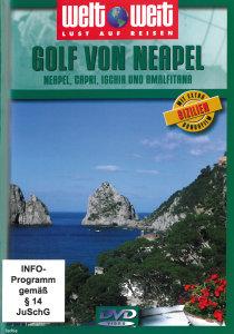 Golf von Neapel - Neapel, Capri, Ischia und Amalfitana