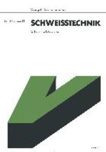 Fahrenwaldt, H: Schweißtechnik