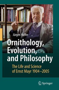Ornithology, Evolution, and Philosophy