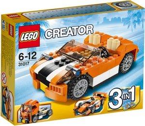 LEGO® Creator 31017 - Ralley Cabrio