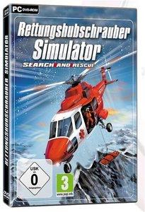 Rettungshubschrauber Simulator - Search & Rescue
