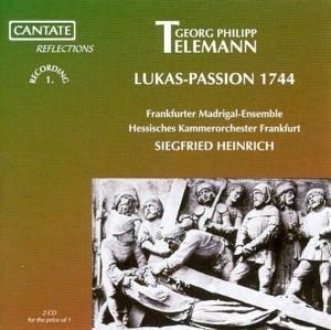 Lukas-Passion 1744