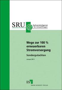 Wege zur 100 % erneuerbaren Stromversorgung