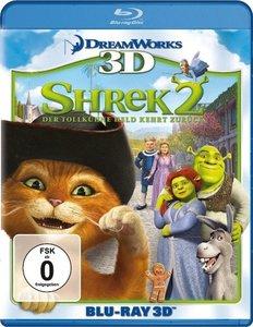 Shrek 2 - Der tollkühne Held kehrt zurück 3D