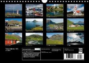 Faroe Islands / UK-Version (Wall Calendar 2015 DIN A4 Landscape)