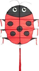 Invento 106902 - Flapping Lillie Ladybug, Marienkäfer Drachen