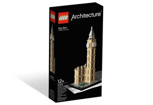 LEGO ® Lego Architecture 21013 - Big Ben