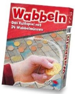 Noris 606093830 - Münzen-Wabbeln