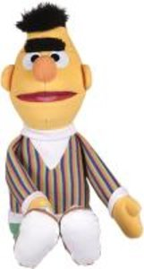 Plüschfigur Sesamstraße Bert, ca. 36 cm