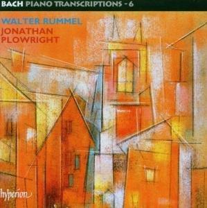 Bach Klaviertranskriptionen 6