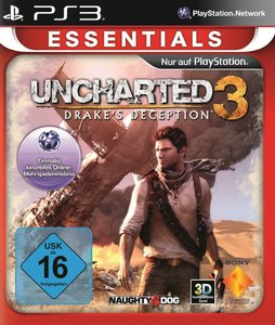 Uncharted 3 - Drakes Deception (Essentials)