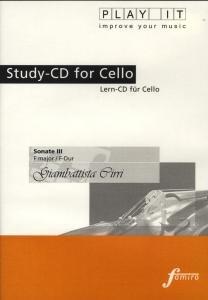 Sonate III, F-Dur