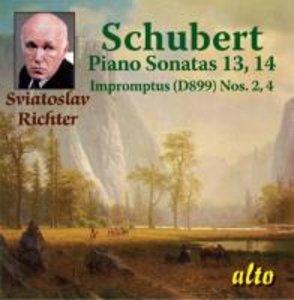 Schubert Sonatas 13+14