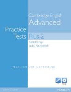 Practice Tests Plus CAE 2 (no Key) and Multi-ROM