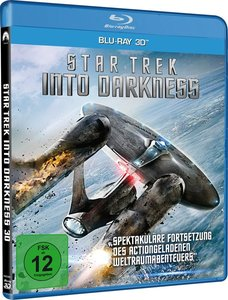 STAR TREK XII - Into Darkness 3D