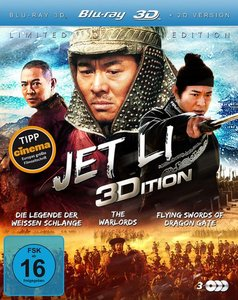 Jet Li 3Dition