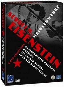 Russische Klassiker - Meisterwerke von Sergej M. Eisenstein