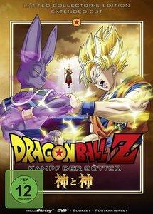 Dragonball Z-The Movie: Kampf der Götter BD+DV