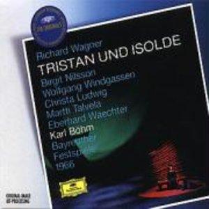 Tristan und Isolde. Gesamtaufnahme. 3 Klassik-CDs