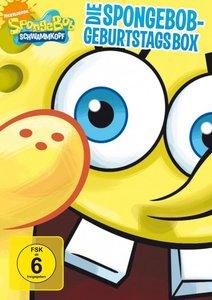SpongeBob Schwammkopf/Geburtstagsbox/2 DVD