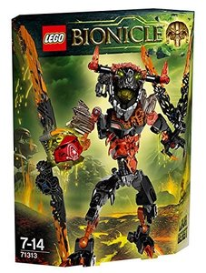 LEGO BIONICLE 71313 - Lava,Ungeheuer