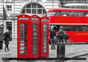LONDON - Cityscapes (NL - Version) (Wandkalender 2014 DIN A4 ver