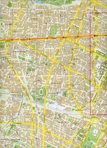 Torino. Pianta della città 1 : 16.000