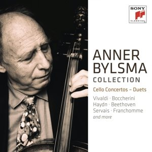 Anner Bylsma plays Concertos and Ensemble Works