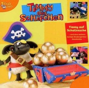 Timmy, das Schäfchen - Geschichtenzeit 01. Timmy auf Schatzsuche