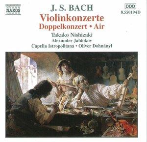 Violinkonzerte/Doppelkonzert/+