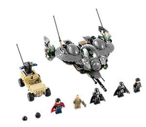 LEGO® Superman 7603 - Superman: Aufruhr in Smallville, S