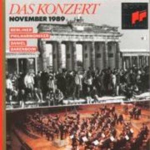 Das Konzert November 1989: Klavierkonzert 1/Sinf.7