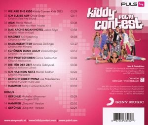 Kiddy Contest,Vol. 19