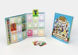 Animal Crossing - amiibo Karten Sammelalbum 3 inklusive 3 Karte