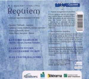 Requiem K 626 (+Bonus CD)