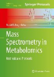 Mass Spectrometry in Metabolomics