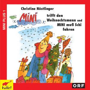 Mini Trifft Den Weihnachtsmann/Mini Muss Ski Fahre