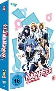 Kämpfer - DVD Gesamtbox (4 DVDs)