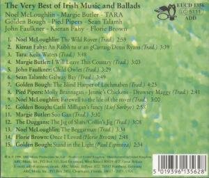 Best Of Irish Music,The Very