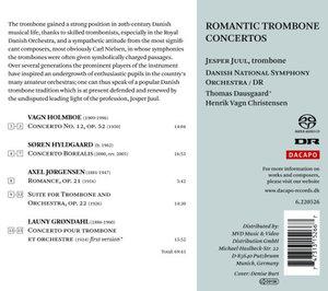 Romantische Posaunenkonzerte