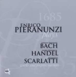 E.Pieranunzi Plays Bach,Händel,Scarlatti