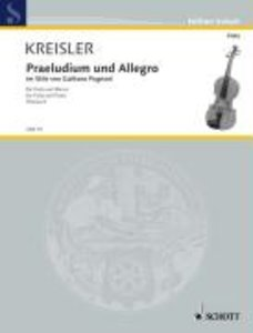 Praeludium und Allegro