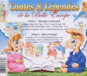 Contes & Legendes De La Belle