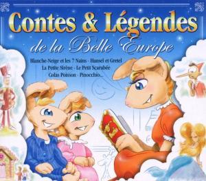Contes & Legendes De La Belle - zum Schließen ins Bild klicken