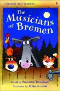 The Musicians of Bremen. Book + CD