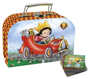 Der kleine König - Bücherset im Koffer