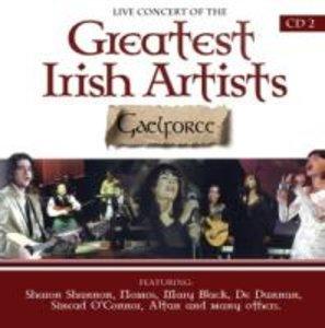 Greatest Irish Artists CD Vol.2
