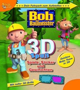 Bob der Baumeister. 3D Spaß